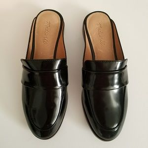 The Elin Backless Loafer